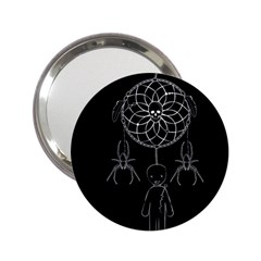 Voodoo Dream Catcher  2 25  Handbag Mirrors