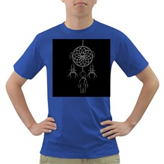 Voodoo Dream Catcher  Dark T Shirt