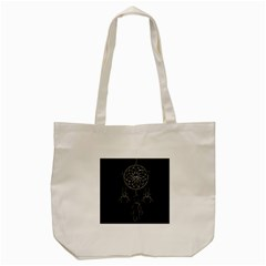 Voodoo Dream Catcher  Tote Bag (cream)