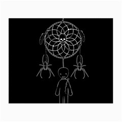 Voodoo Dream Catcher  Small Glasses Cloth