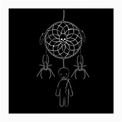 Voodoo Dream Catcher  Medium Glasses Cloth