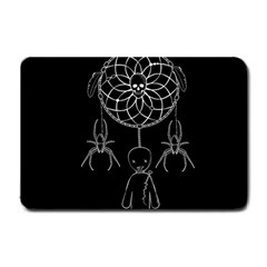 Voodoo Dream Catcher  Small Doormat