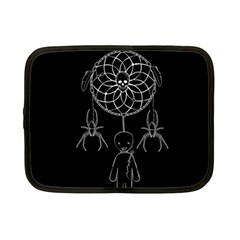 Voodoo Dream Catcher  Netbook Case (small)