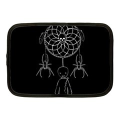 Voodoo Dream Catcher  Netbook Case (medium)