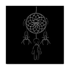 Voodoo Dream Catcher  Face Towel