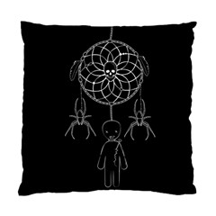 Voodoo Dream Catcher  Standard Cushion Case (two Sides)