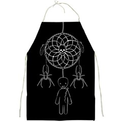 Voodoo Dream Catcher  Full Print Aprons