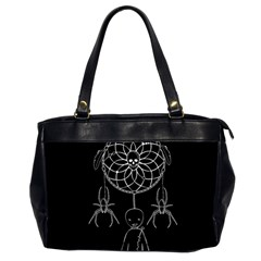 Voodoo Dream Catcher  Office Handbags (2 Sides)