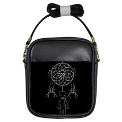 Voodoo Dream Catcher  Girls Sling Bags