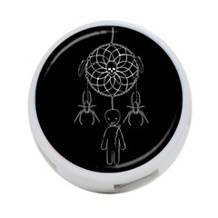 Voodoo Dream Catcher  4 Port Usb Hub (one Side)
