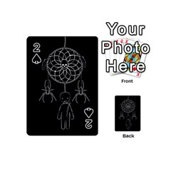 Voodoo Dream Catcher  Playing Cards 54 (mini)