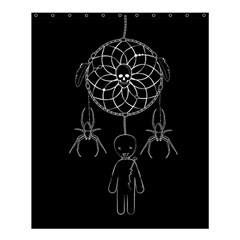 Voodoo Dream Catcher  Shower Curtain 60  X 72  (medium)