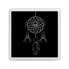 Voodoo Dream Catcher  Memory Card Reader (square)