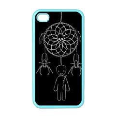 Voodoo Dream Catcher  Apple Iphone 4 Case (color)