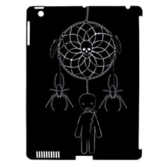 Voodoo Dream Catcher  Apple Ipad 3/4 Hardshell Case (compatible With Smart Cover)