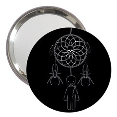 Voodoo Dream Catcher  3  Handbag Mirrors
