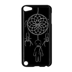 Voodoo Dream Catcher  Apple Ipod Touch 5 Case (black)