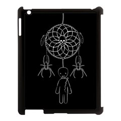 Voodoo Dream Catcher  Apple Ipad 3/4 Case (black)