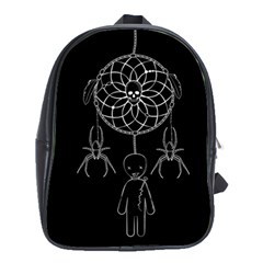 Voodoo Dream Catcher  School Bag (xl)