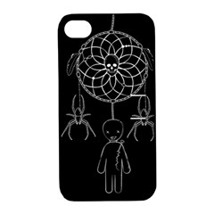 Voodoo Dream Catcher  Apple Iphone 4/4s Hardshell Case With Stand