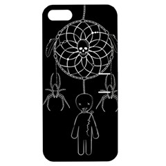 Voodoo Dream Catcher  Apple Iphone 5 Hardshell Case With Stand