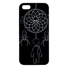 Voodoo Dream Catcher  Apple Iphone 5 Premium Hardshell Case
