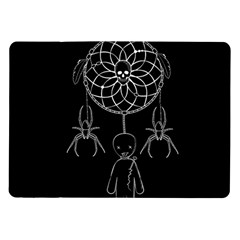 Voodoo Dream Catcher  Samsung Galaxy Tab 10 1  P7500 Flip Case