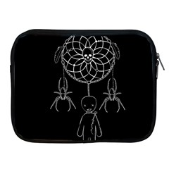 Voodoo Dream Catcher  Apple Ipad 2/3/4 Zipper Cases