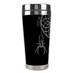 Voodoo Dream Catcher  Stainless Steel Travel Tumblers