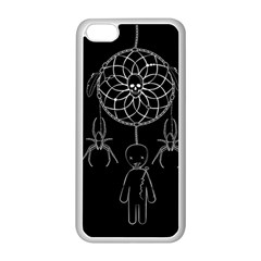 Voodoo Dream Catcher  Apple Iphone 5c Seamless Case (white)