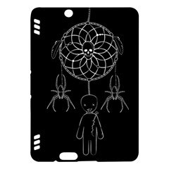 Voodoo Dream Catcher  Kindle Fire Hdx Hardshell Case