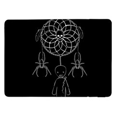 Voodoo Dream Catcher  Samsung Galaxy Tab Pro 12 2  Flip Case