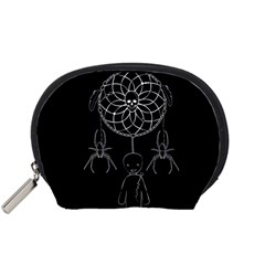Voodoo Dream Catcher  Accessory Pouches (small)