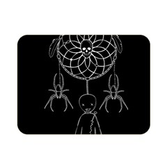 Voodoo Dream Catcher  Double Sided Flano Blanket (mini)
