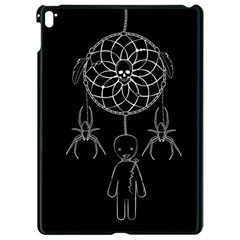Voodoo Dream Catcher  Apple Ipad Pro 9 7   Black Seamless Case