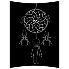 Voodoo Dream Catcher  Back Support Cushion