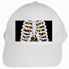 Trick Or Treat  White Cap
