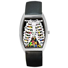 Trick Or Treat  Barrel Style Metal Watch