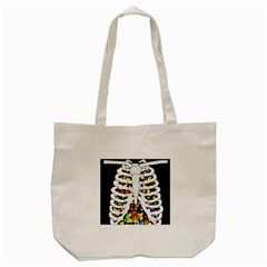 Trick Or Treat  Tote Bag (cream)