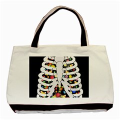 Trick Or Treat  Basic Tote Bag