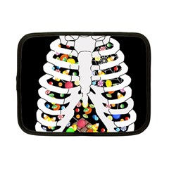 Trick Or Treat  Netbook Case (small)
