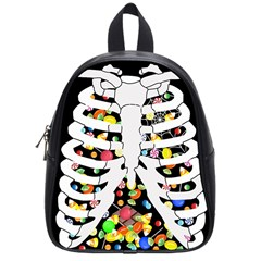 Trick Or Treat  School Bag (small)