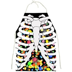 Trick Or Treat  Full Print Aprons