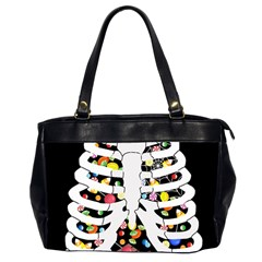 Trick Or Treat  Office Handbags (2 Sides)