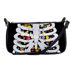 Trick Or Treat  Shoulder Clutch Bags