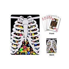 Trick Or Treat  Playing Cards (mini)