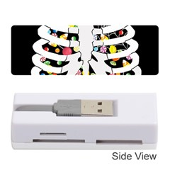 Trick Or Treat  Memory Card Reader (stick)