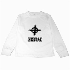 Zodiac Killer  Kids Long Sleeve T Shirts