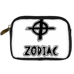Zodiac Killer  Digital Camera Cases