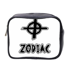 Zodiac Killer  Mini Toiletries Bag 2 Side